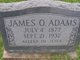 Profile photo:  James Oliver Adams