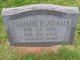 "Profile photo:  Jane E. ""Tommie"" Adams"
