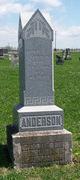 Profile photo:  John Hall Anderson, Sr