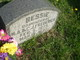 Profile photo:  Bessie Frederick