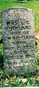 Luecrese G. <I>Ledford</I> Kirkland
