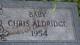 Chris Aldridge