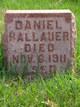 Daniel Hallauer