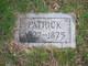 Patrick Unknown