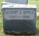 Albert H Apple