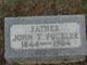 John Thomas Fockler
