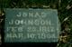 Jonas Johnson
