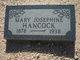 Mary Josephine <I>Taylor</I> Hancock