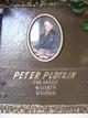 Profile photo:  Peter Plotkin