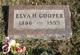 Elva H. Cooper