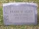 Frank Mortimer Alley