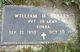 William H Earley