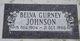 Belva May <I>Gurney</I> Johnson