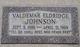 Valdemar Eldridge Johnson