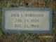 Jack Lawton Robinson