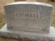 Mable Elizabeth <I>Taylor</I> Crowell