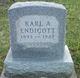 Karl A. Endicott