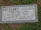 Profile photo:  Richard Adams