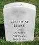 Lester Milton Blake
