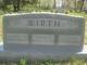 Martha Ellen <I>Ridenhour</I> Wirth