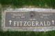 Profile photo:  William F Fitzgerald