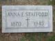 Anna E Stafford