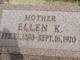 Ellen K <I>Carlson</I> Knoff