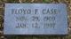 Floyd F Casey