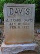 "James Franklin ""Frank"" Davis"