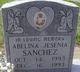 Profile photo:  Abelina Jesenia Sanchez