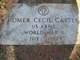 Homer Cecil Carter