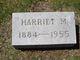 Profile photo:  Harriet M Alter
