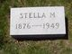 Profile photo:  Stella M Alter