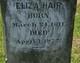 Profile photo:  Eliza <I>Hawthorn</I> Hair