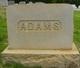 J Q Adams