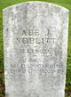 Profile photo:  Abe J. Noblitt