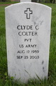 Clyde G Colter