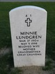 Minnie Lundgren