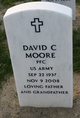 PFC David Cary Moore