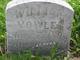 William Vowles