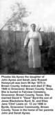 Phoebe Ida <I>Aynes</I> Byrd