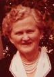 Sarrah Jane <I>McAnulty</I> Crites