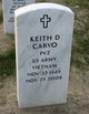 Keith Dale Carvo