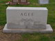 Profile photo:  Alice Christine <I>Page</I> Agee