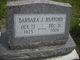 Profile photo:  Barbara J. Hufford