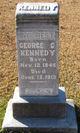 George C <I> </I> Kennedy,