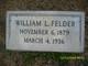 William L. Felder