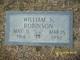"""William Norman """"Rob"""" Robinson"""