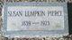 Susan Helen <I>Lumpkin</I> Pierce