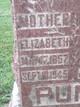 Profile photo:  Elizabeth <I>Levy</I> Pund